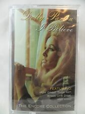 Dolly Parton I Believe Encore Collection Brand New Cassette Tape Wings of a Dove