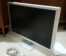 "Apple 30"" Cinema HD Display Widescreen LCD Monitor A1083 w/Power Supply A1098 Ex"