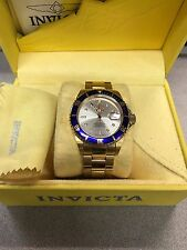 LIMITED EDITION MODEL #3826 INVICTA AUTOMATIC SWISS MADE WRIST MEN'S WATCH