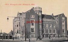 1911 MINNEAPOLIS MN 4300 Minneapolis Club, auto, publ Acmegraph, to Deroick