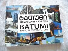 BATUMI REPUBLIC OF GEORGIA PHOTOS OF PAST & PRESENT SAME LOCATIONS LIMITED EDT