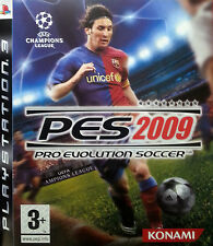 PES 2009 (Sony PlayStation 3) FREE POSTAGE WITHIN AUSTRALIA