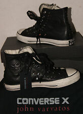 NEW CONVERSE BY JOHN VARVATOS CHUCK TAYLOR  ALL STAR STUDDED  HI MEN'S 12