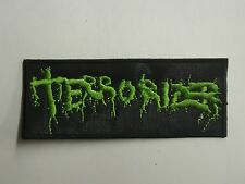 TERRORIZER DEATH METAL EMBROIDERED PATCH