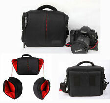 Camera Shoulder Carry  Bag Case For Canon EOS 1100D 100D 600D 700D 60D 7d 6d