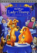 Lady and the Tramp (DVD, 2006, 2-Disc Set, Special Edition)