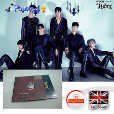 New VIXX 6th Single Album Hades  K-Pop CD Photobook