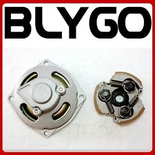 6T T8F Clutch Drum Bell Housing+ Plate 47cc 49cc Mini Pocket Quad Dirt Bike ATV