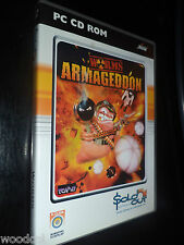 Worms armageddon       pc game