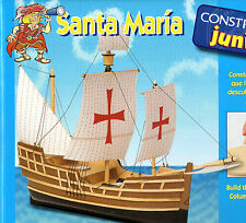 SANTA MARIA, WOODEN MODEL SHIP KIT, BRAND NEW
