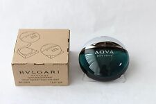 Bulgari Bvlgari AQVA Pour Homme for Men EDT 100ml 3.4 oz Ts Perfume Fragrance