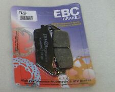 EBC Brake Pads FA226 Motorycle FA 226 Brand New