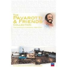PAVAROTTI & FRIENDS COLLECTION 1992-2000 4 DVD NEUWARE
