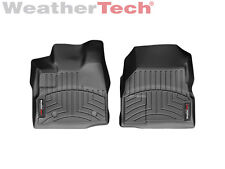WeatherTech® Custom Designed FloorLiner - Part # 443461 - 1st Row - Black
