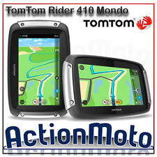 Sat nav moto Gps TomTom Rider 410 4.3 inches World