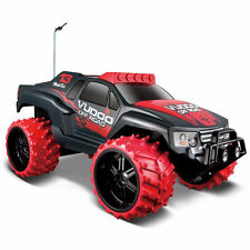 1:16 Scale RC Vudoo Remote Control Car Large Off-Road Tires Toy