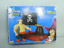 Peter Pan Playset PIRATE Radeau Figurine Disney Heroes FAMOSA Action Figure pvc