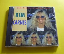 "CD "" KIM CARNES - MAGIC COLLECTION "" 10 SONGS (SWEET LOVE SONG TO MY SOUL)"