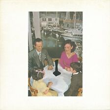 LED ZEPPELIN Presence Vinyl Record LP Swan Song SSK 59402 1976 EX Original Press