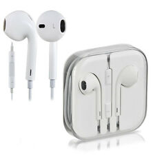OEM New Original Genuine Apple iPhone 5 5S 6 6S EarPods Earphones W/Remote & Mic