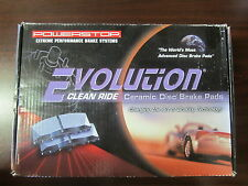 BRAND NEW POWERSTOP EVOLUTION CERAMIC PADS 16-972 WILL FIT VARIOUS VEHICLES