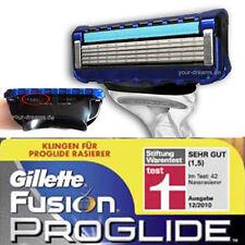 12 X en su embalaje original Gillette Fusion proglide cuchillas de afeitar