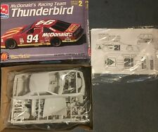 AMT-Ertl 8188 1/24 Thunderbird with decals for #21 1996 Waltrip Star Trek Firs