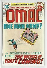 OMAC #1, 1974, NM- CONDITION COPY