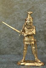 Tin Soldiers * Middle Ages * Knight Sir John De Foxley. 1378 * 54-60 mm