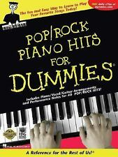 Pop/Rock Piano Hits for Dummies: A Reference for the Rest of Us!, Hal Leonard Co