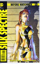 SILK SPECTRE #1 BEFORE WATCHMEN JIM LEE 1:200 VARIANT NEAR MINT COOKE / CONNER