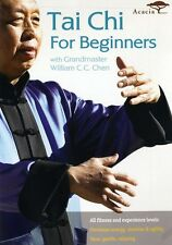 Tai Chi for Beginners with Grandmaster William C.C. Chen (DVD Used Very Good)