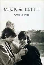 Mick and Keith (Jagger and Richards) by Chris Salewicz (hardback)