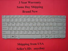 NEW SONY VAIO VGN-NS230E/W VGN-NS235J/W VGN-NS235J/P  WHITE LAPTOP KEYBOARD US