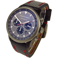 PORSCHE DESIGN DASHBOARD ALUMINIUM TITANIUM AUTOMATIC CHRONOGRAPH WRISTWATCH