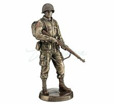 US Army Soldier- Honor And Courage Statue Sculpture Figurine - New in Box