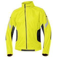 Held Wet Tour Moto Giacca antipioggia Colore nero/neon taglia XL