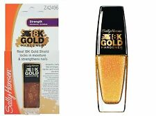 Sally Hansen 18k Gold Hardener Nail Care Treatment~~ Z42496 ~~ 10 ml