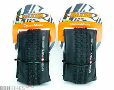 MAXXIS CROSSMARK EXCEPTION SERIES Tires (Pair) 26X2.10 EXO New