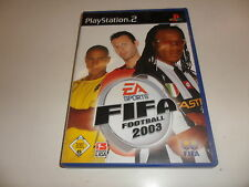 PlayStation 2  PS 2  FIFA Football 2003