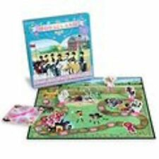 Horseland Race for Ribbons Board Game Hard to find NEW!