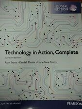 Technology in Action, Complete (Paperback) by Mary Anne Poatsy, 11th edtion