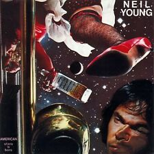 NEIL YOUNG - AMERICAN STARS 'N BARS - CD NEW SEALED