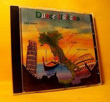 CD Dance Italiano 18TR 1995 Compilation Italo-Disco Pop