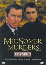 Midsomer Murders : seizoen 3 (4 DVD)