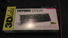 3Dlabs GVX210 GLINT R3 64 MB SGRAM AGP 4x/8x Graphics Video Card