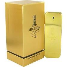 1 Million Absolutely Gold Paco Rabanne Pure Perfume 3.4 oz.Sealed Box