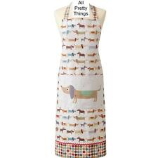 Hot Dog Cotton Drill Apron Dachshund Sausage Ulster Weavers -Post W/wide- 7HOT01