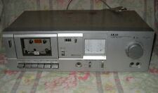 AKAI CS-M3 STEREO CASSETTE DECK , PIASTRA A CASSETTE ( MADE IN JAPAN )