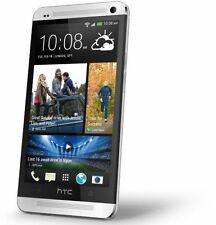 HTC One M7 - 32GB - Silver (Unlocked) Smartphone